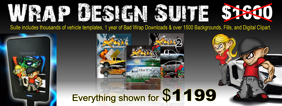 Wrap Design Suite 2013