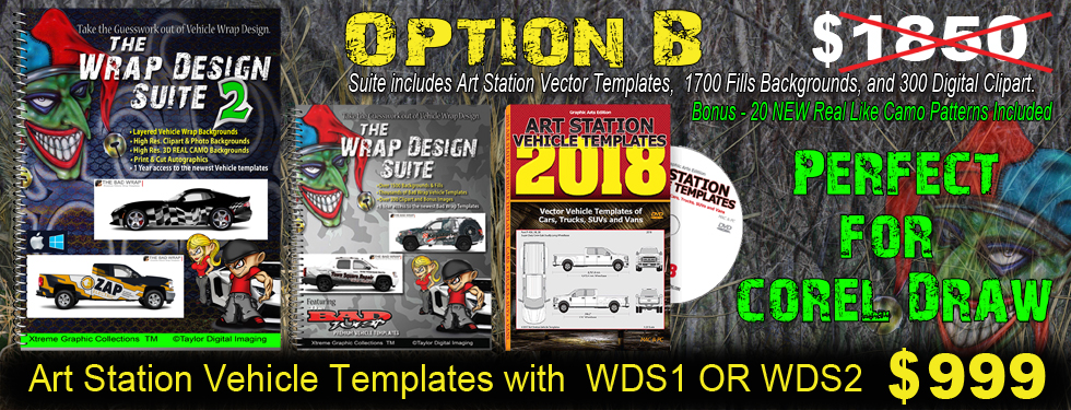 "Package Options 2018 - Option ""B"""